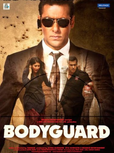 Bodyguard (2011) (Hindi Movie Bollywood Film Indian Cinema DVD)