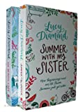 Lucy Diamond Lucy Diamond: 2 Books - The Beach Café / Summer With My Sister rrp £15.98