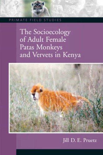 Socioecology of Adult Female Patas Monkeys and Vervet in Kenya