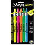 Sharpie® Retractable Highlighters