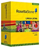 Rosetta Stone Homeschool Latin Level 1-3 Set including Audio Companion