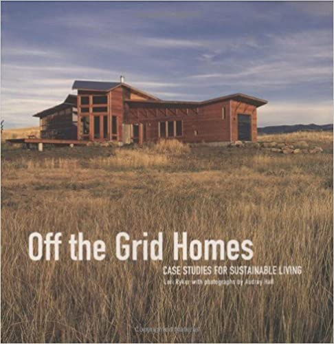 Off The Grid Homes - Survival Books