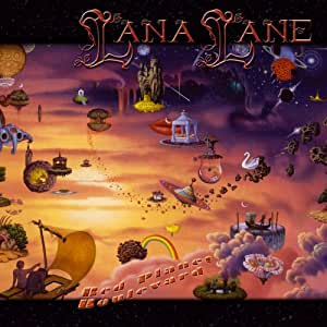 Lana Lane - Red Planet Boulevard - Amazon.com Music