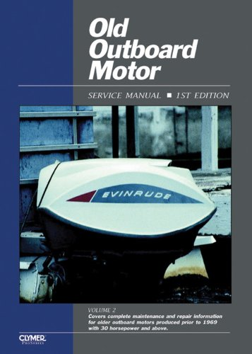Old Outboard Motor Service V 2 (Old Outboard Motor Service Manual) back-345015
