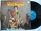 Max Boyce LIVE AT TREORCHY VINYL LP MAX BOYCE