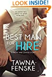 Best Man for Hire (Entangled Lovestruck) (Front and Center series Book 3)