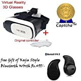 Captcha Moto X Play Compatible Ceritfied Vr Box 2.0 Virtual Reality Glasses, 2016 Hottest 3D Vr Headsets For 4.7...