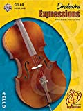 img - for Orchestra Expressions, Book One Student Edition: Cello, Book & CD (Expressions Music Curriculum(tm)) book / textbook / text book