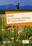 echange, troc Daniel Zenner - Guide des Fermes Auberges de Haute Alsace