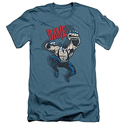 Batman Bane Vintage Slim Fit T-Shirt