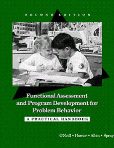 Functional Assessment and Program Development for Problem...