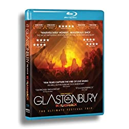 Glastonbury The Movie: In Flashback [Blu-ray]