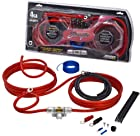 Stinger 4 Gauge 4000 Series Power & Signal Amplifier Installation Kit