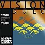 Thomastik Infeld Strings For Violin Vision solo Set Synthetic Core;1/16 Size;