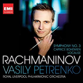 Rachmaninov: Symphony No 3 [+digital booklet]