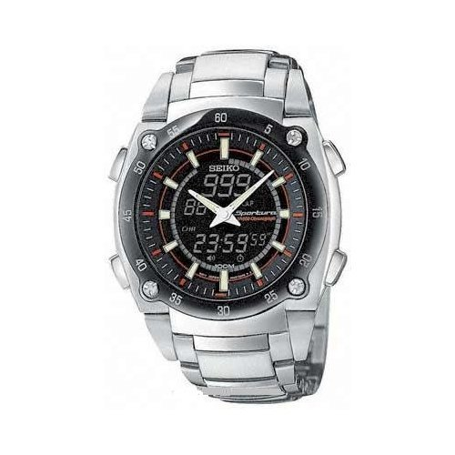 seiko analog digital mens watches