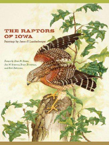 The Raptors of Iowa (Bur Oak Book)