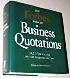 Forbes Bk Business Quotations