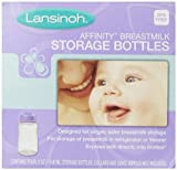 Lansinoh Breast Milk Storage Bottles 4 pk