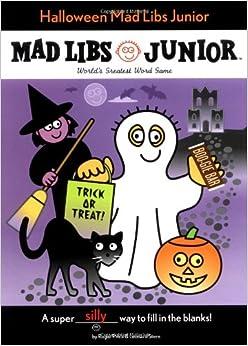 Halloween Mad Libs Junior Roger Price Leonard Stern