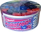 Shortys Curb Candy Skate Wax - 25 Pieces