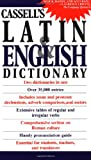 Cassell's Concise Latin-English, English-Latin Dictionary (0020133405) by Simpson, D. P