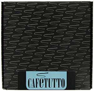 Café Tutto Capsules Decaff (Pack of 2, Total of 50 Capsules)