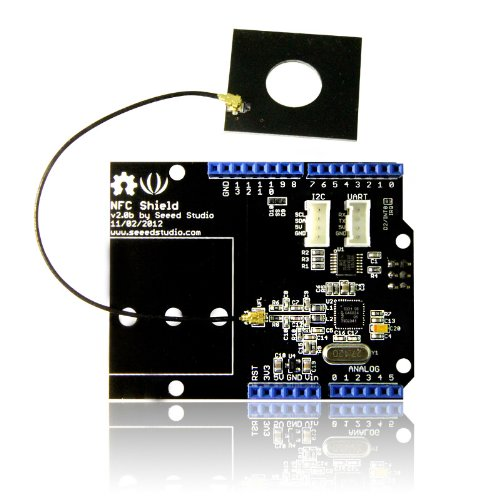 Docooler NFC Shield Near Field Communication Module Board for Arduino PN532 13.56MHz P2P PCB Antenna (Beatbox Module compare prices)