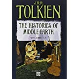 The Histories of Middle Earth, Volumes 1-5 ~ J. R. R. Tolkien