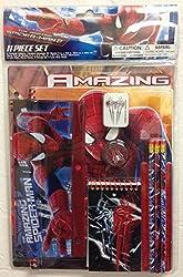 11-Piece Stationary Set (Spiderman)