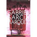 News of a Kidnappingby Gabriel Garcia Marquez
