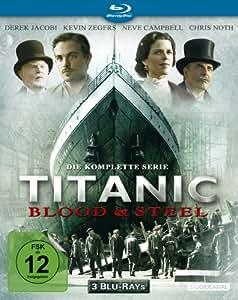 Titanic - Blood & Steel - Komplette Serie [Blu-ray]