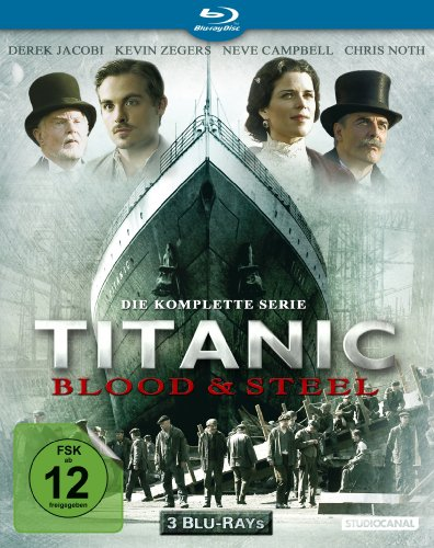 Titanic - Blood & Steel - Komplette Serie [Blu-ray]