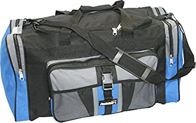 "24"" foolsGold® Sports Gym School Holdall Weekend overnight Travel Work Bag"