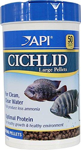 API Cichlid Large Pellet, 7.1-Ounce (Api Fish Food compare prices)