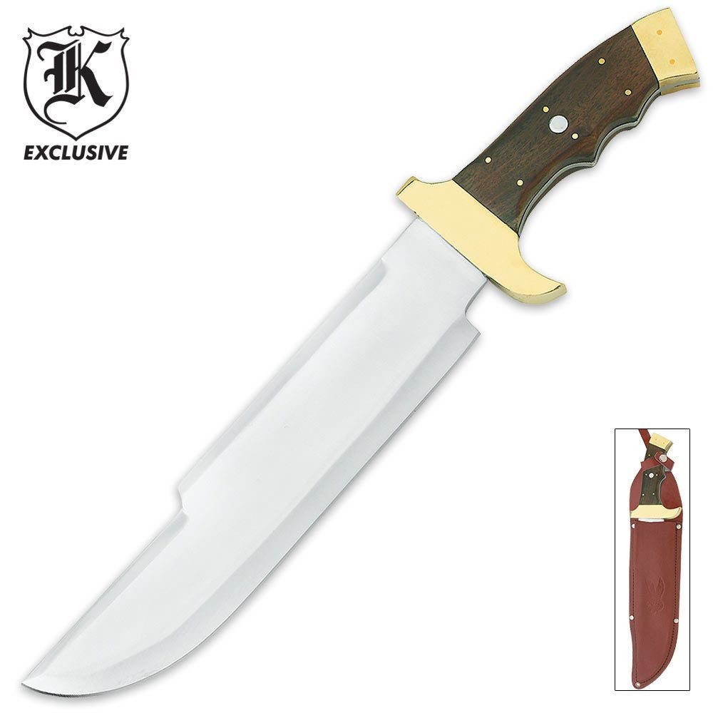 Big Foot Bowie Knife