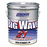 コニシ 床用樹脂仕上剤 ビッグウエーブ21 18L
