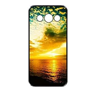 Vibhar printed case back cover for Samsung Galaxy Core SeeSun