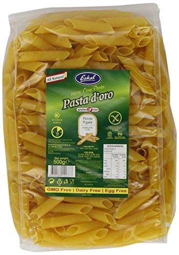 Eskal-Gluten-Free-Corn-Pasta-Penne-Rigate-500g