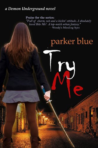 Try Me (Demon Underground #2)