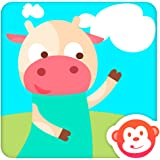 Monki Hide & Seek - Language Learning for Kids & Toddlers