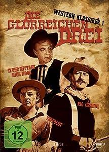 Die glorreichen Drei - Western Klassiker [3 DVDs]