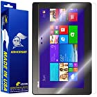 ArmorSuit MilitaryShield - Asus Transformer Book T100 Screen Protector Shield Ultra Clear + Lifetime Replacements
