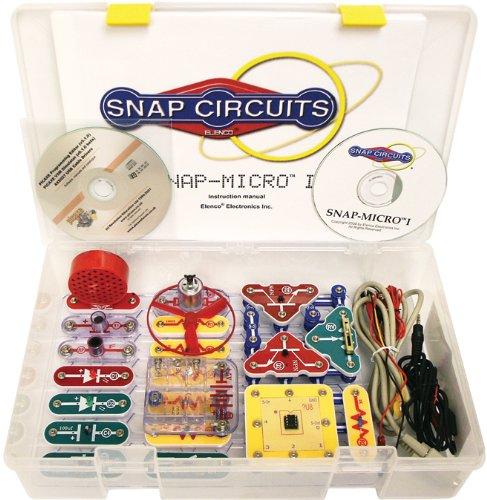 Elenco Snap Circuits Snapmicro I Standard