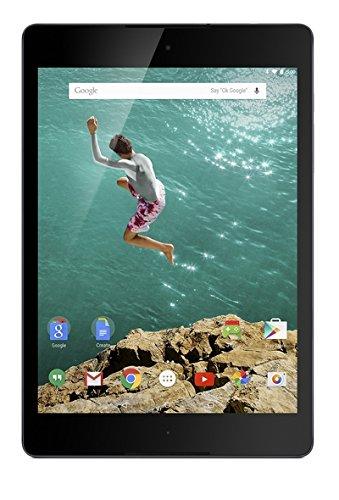 【SIMフリー】HTC Google NEXUS 9 LTE 32GB ブラック 8.9インチ グーグル ネクサス [並行輸入品]