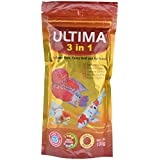 Ultima 3 In 1 Fish Food, 100 Gms, Pack Of 5