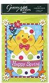 Easter Egg Garden Flag – Happy Spring…