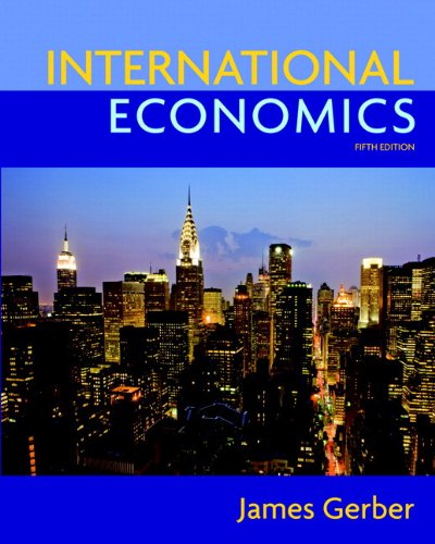 International Economics and MyEconLab Student Access Code Card Package (5th Edition)