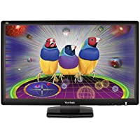 ViewSonic VX2703MH-LED 27-Inch LED-Lit LCD Monitor, Full HD 1080p, 3ms, HDMI/DVI/VGA, Speakers, VESA