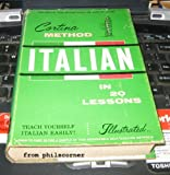 img - for The Cortina Method Italian in 20 Lessons book / textbook / text book